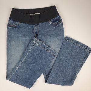 Gap Maternity Original Long & Lean Jeans
